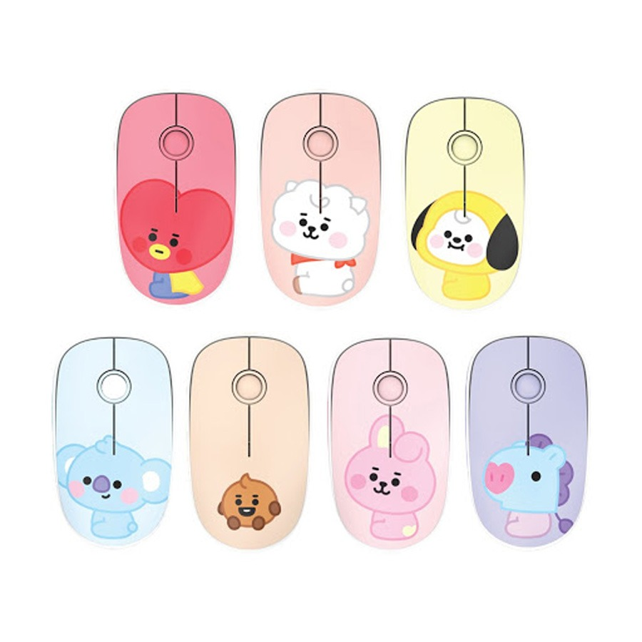 [BT21] Wireless Silent Mouse